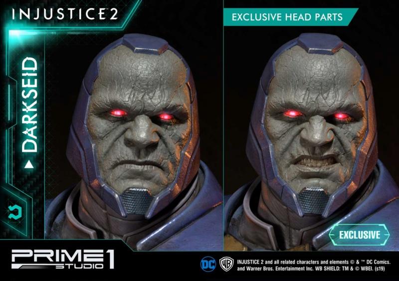 DC Comics -  Darkseid  Injustice II   1/4 Darkse26