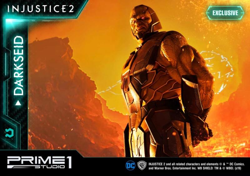 DC Comics -  Darkseid  Injustice II   1/4 Darkse27
