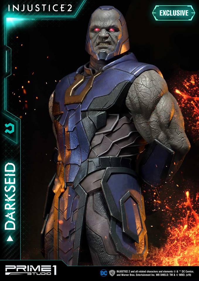 DC Comics -  Darkseid  Injustice II   1/4 Darkse28