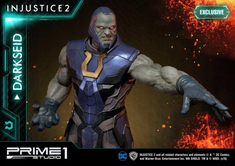 DC Comics -  Darkseid  Injustice II   1/4 Darkse29
