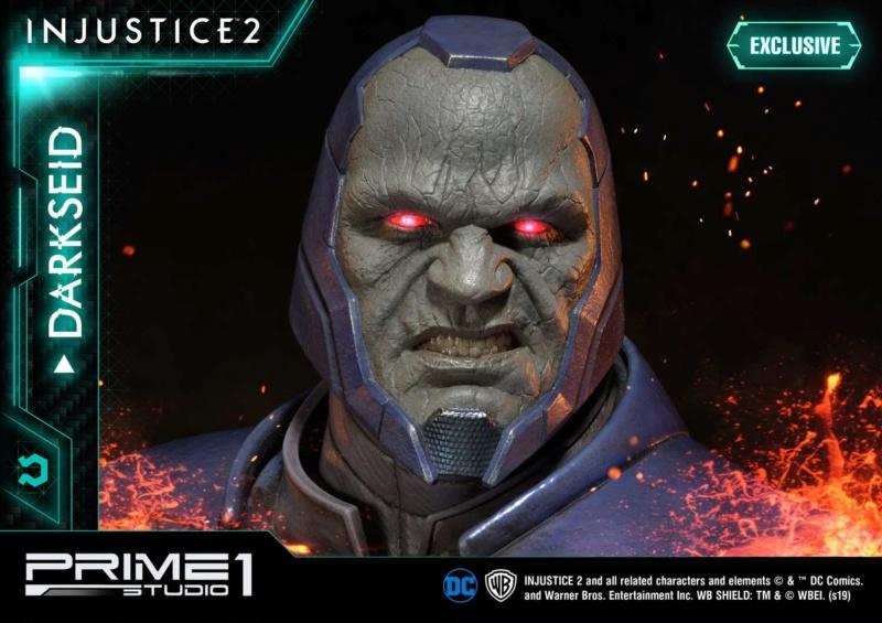 DC Comics -  Darkseid  Injustice II   1/4 Darkse30