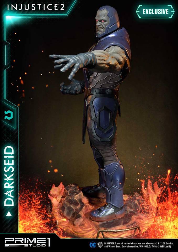 DC Comics -  Darkseid  Injustice II   1/4 Darkse31