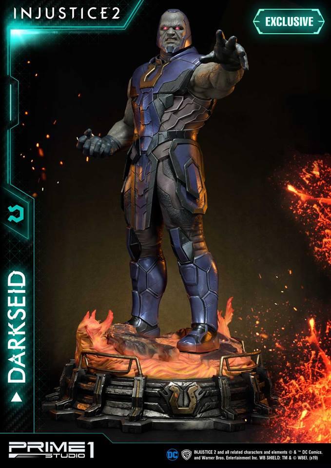 DC Comics -  Darkseid  Injustice II   1/4 Darkse32