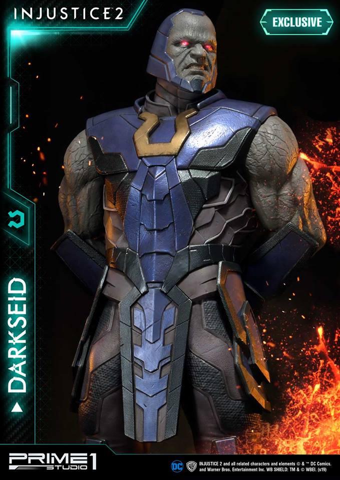 DC Comics -  Darkseid  Injustice II   1/4 Darkse33
