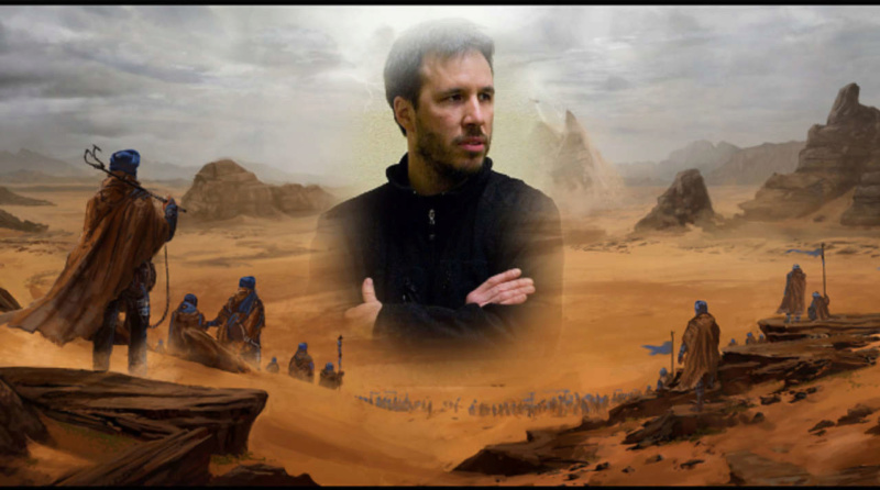 Le film Dune par  Denis Villeneuve (Blade Runner 2049) Denis-10