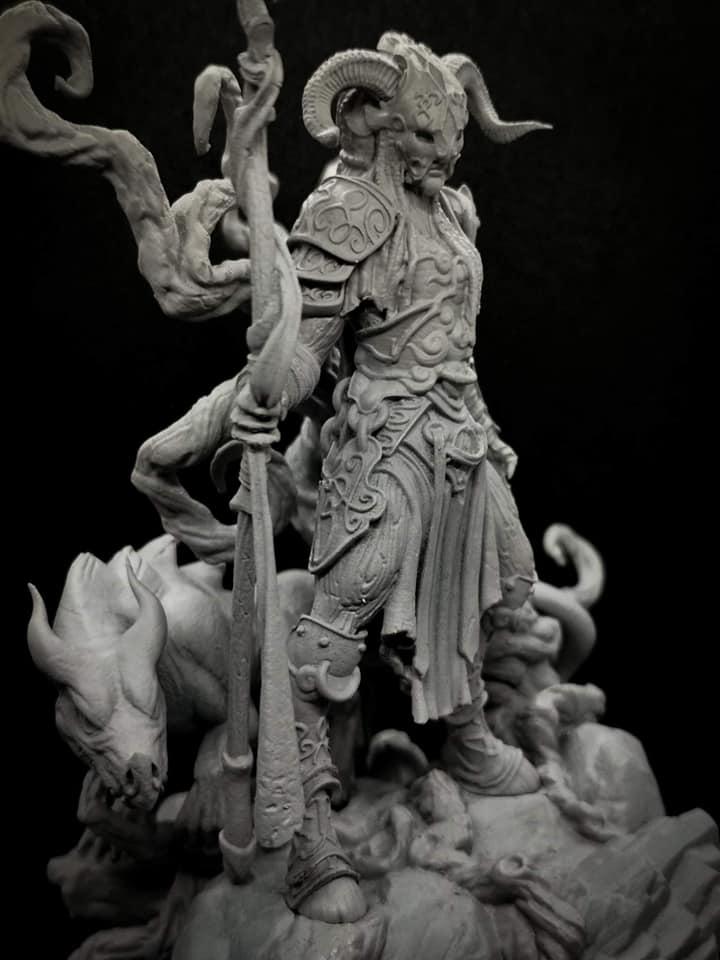 Statues et customs (créatures & Barbares) - Page 2 Digita10
