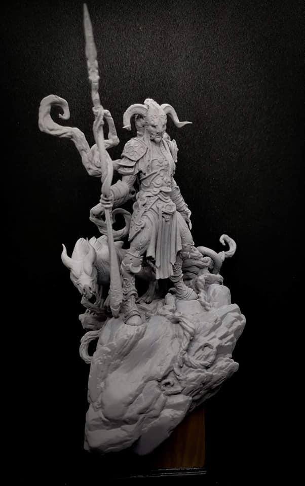 Statues et customs (créatures & Barbares) - Page 2 Digita11