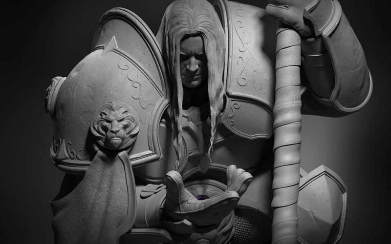 Statues et customs (créatures & Barbares) - Page 2 Fan_ar12