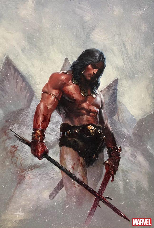 Conan, de retour chez Marvel ! Gabrie11