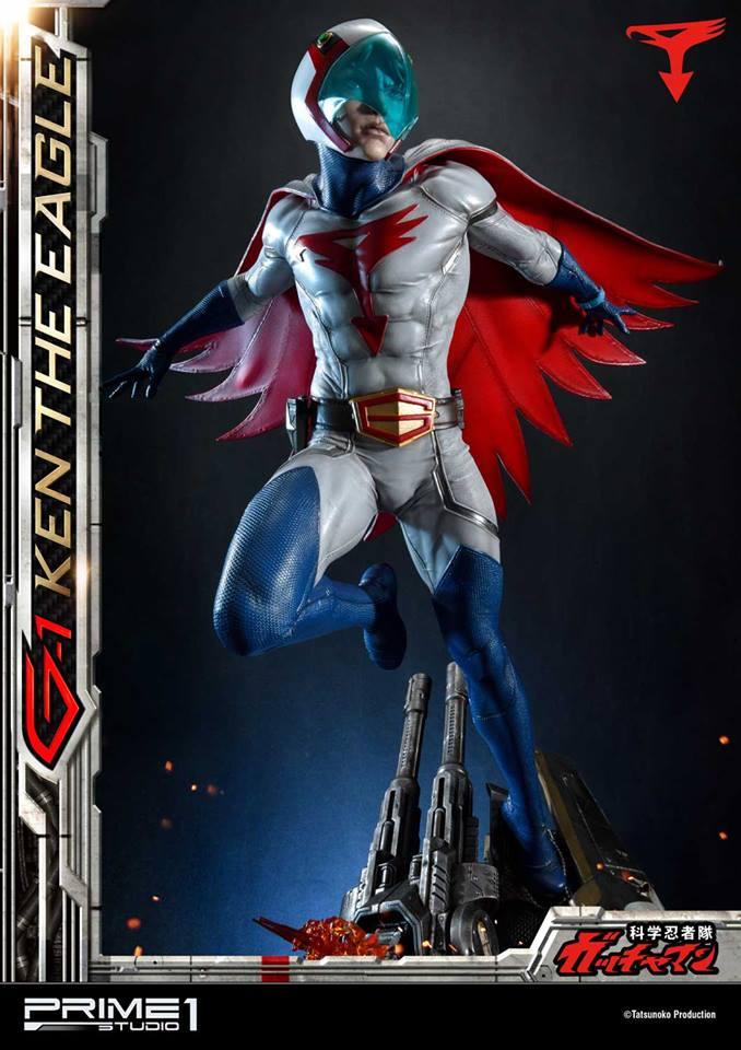 Gatchaman:  G-1 Ken the Eagle  Gatcha19