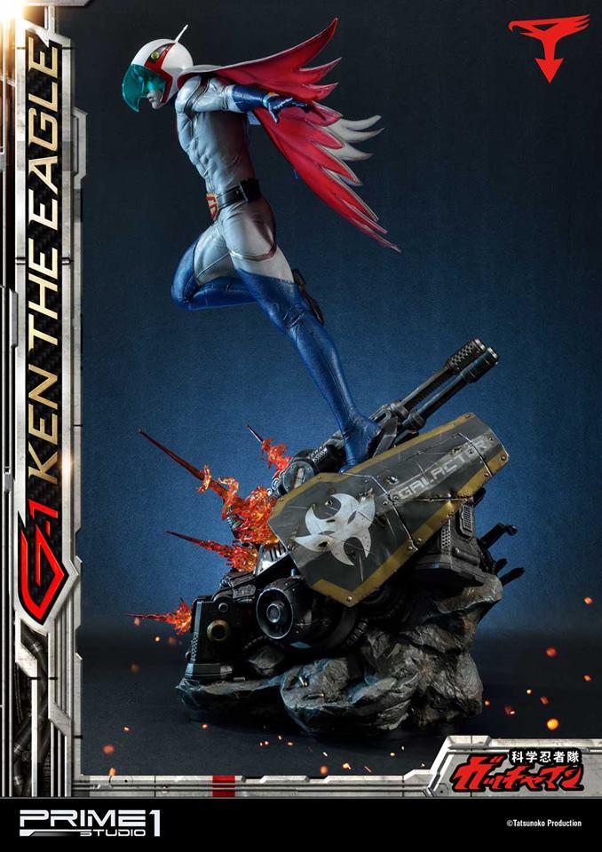 Gatchaman:  G-1 Ken the Eagle  Gatcha20