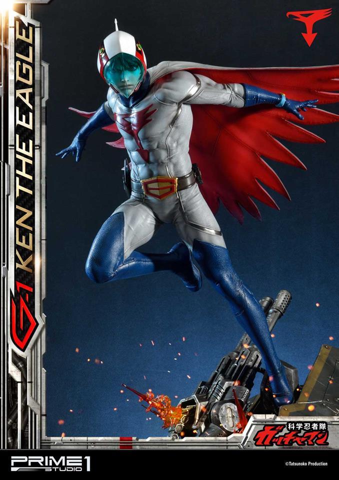 Gatchaman:  G-1 Ken the Eagle  Gatcha21