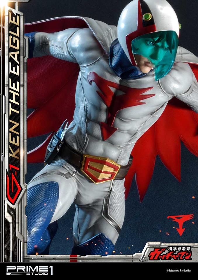 Gatchaman:  G-1 Ken the Eagle  Gatcha24