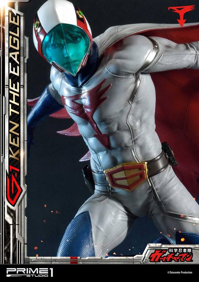 Gatchaman:  G-1 Ken the Eagle  Gatcha26