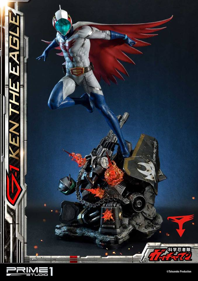 Gatchaman:  G-1 Ken the Eagle  Gatcha27