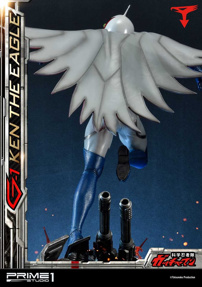 Gatchaman:  G-1 Ken the Eagle  Gatcha28