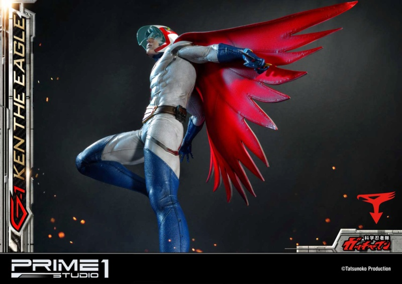 Gatchaman:  G-1 Ken the Eagle  Gatcha29