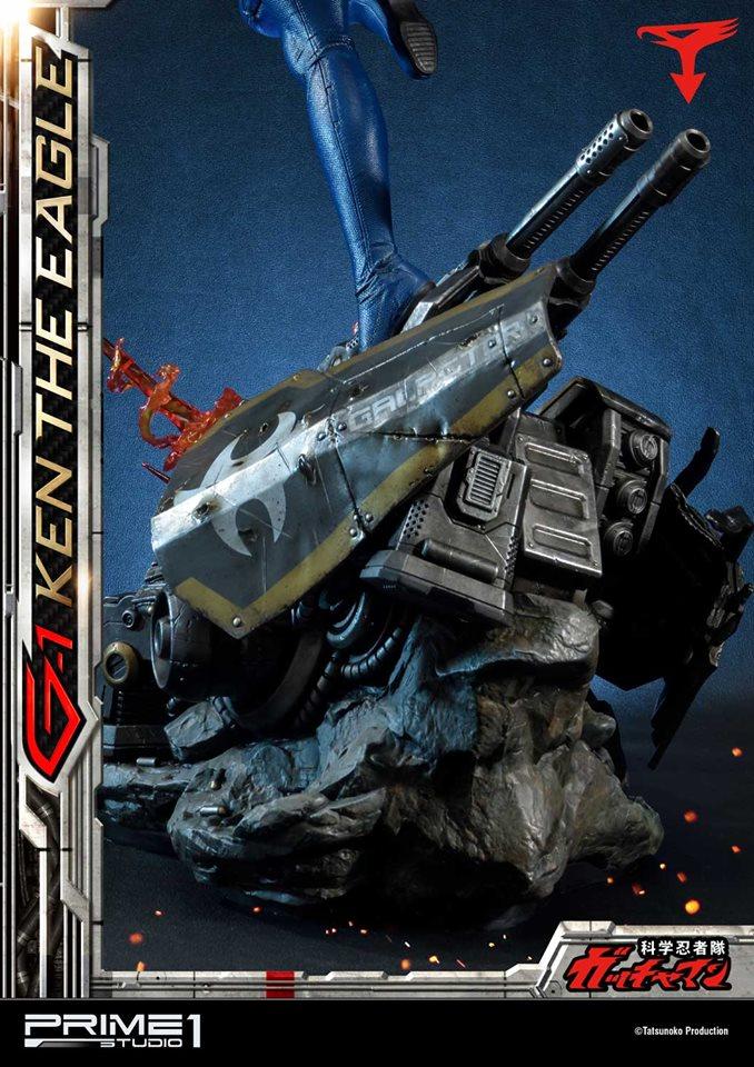 Gatchaman:  G-1 Ken the Eagle  Gatcha39