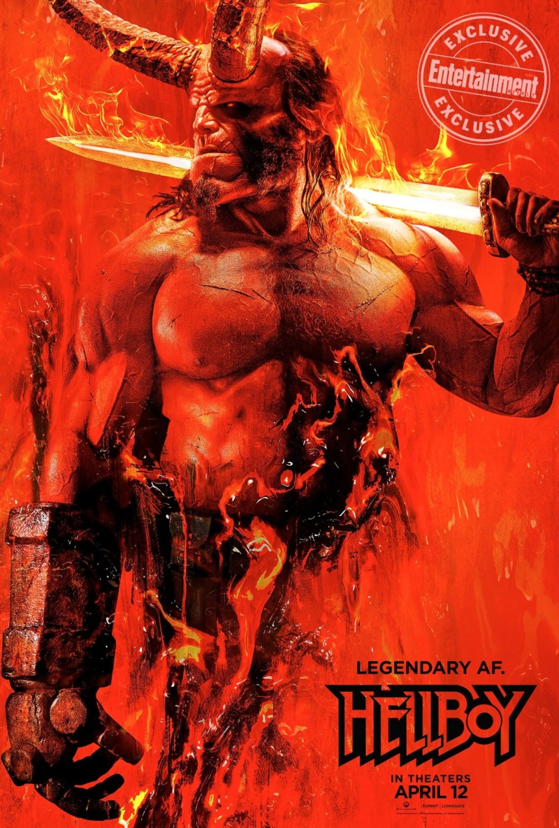 Hellboy Rise of the Blood Queen  Hellbo10