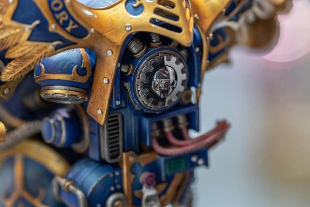 Warhammer 40,000 - Guilliman vs Chaos Marine - HMO collectibles   Hmo_wa14