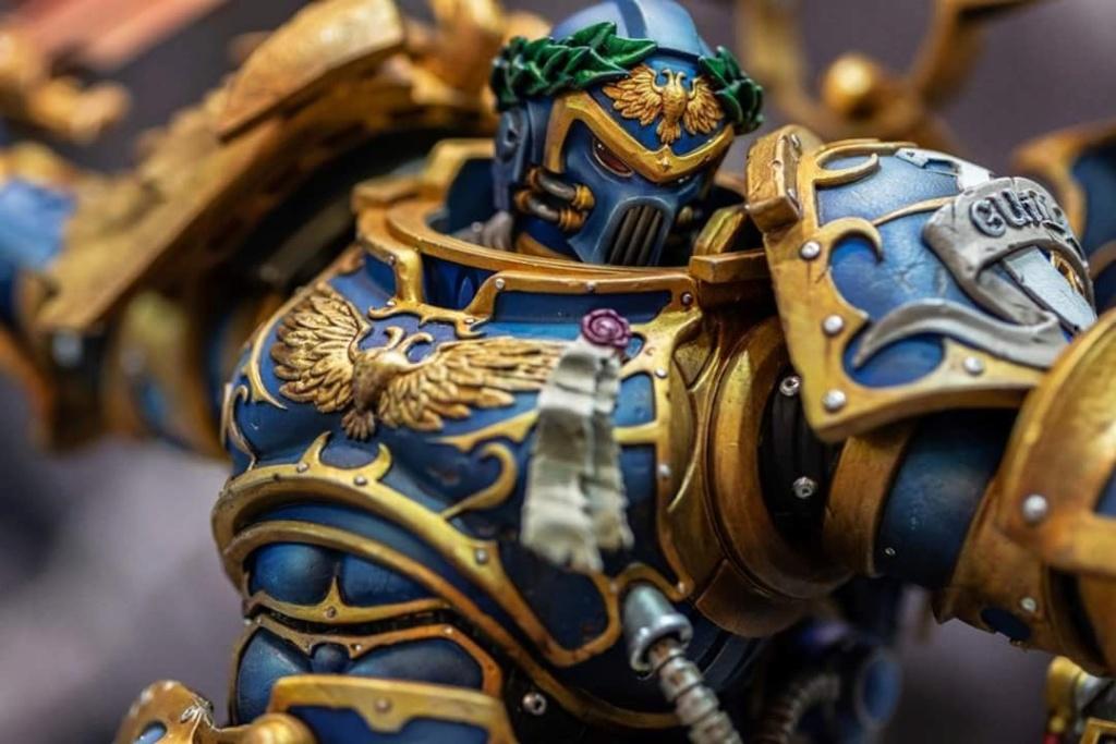 Warhammer 40,000 - Guilliman vs Chaos Marine - HMO collectibles   Hmo_wa15