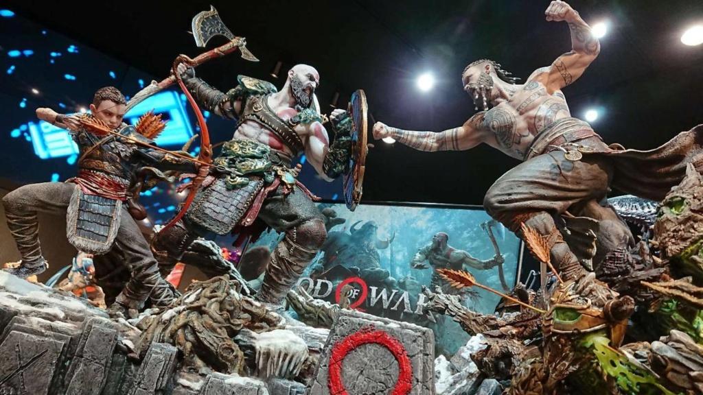 PRIME1 STUDIO : NEWS 2019 - Page 12 Kratos10