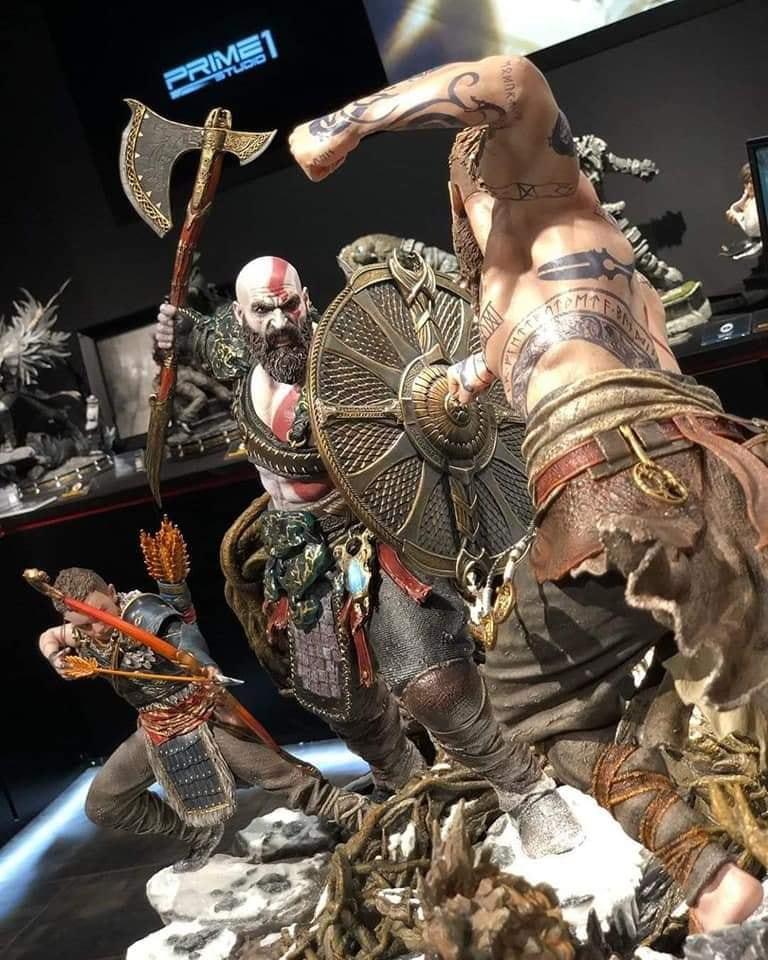 PRIME1 STUDIO : NEWS 2019 - Page 12 Kratos15