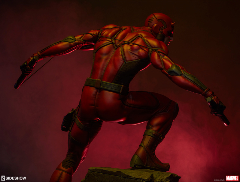 Artiste sculpteur: Daniel Bel Marvel52