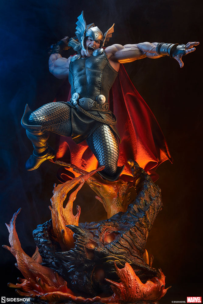 Artiste sculpteur: Daniel Bel Marvel64