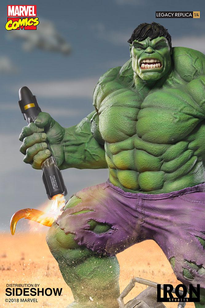 HULK LEGACY REPLICA 1/4 - MARVEL COMICS (EXCLUSIF) Marvel77