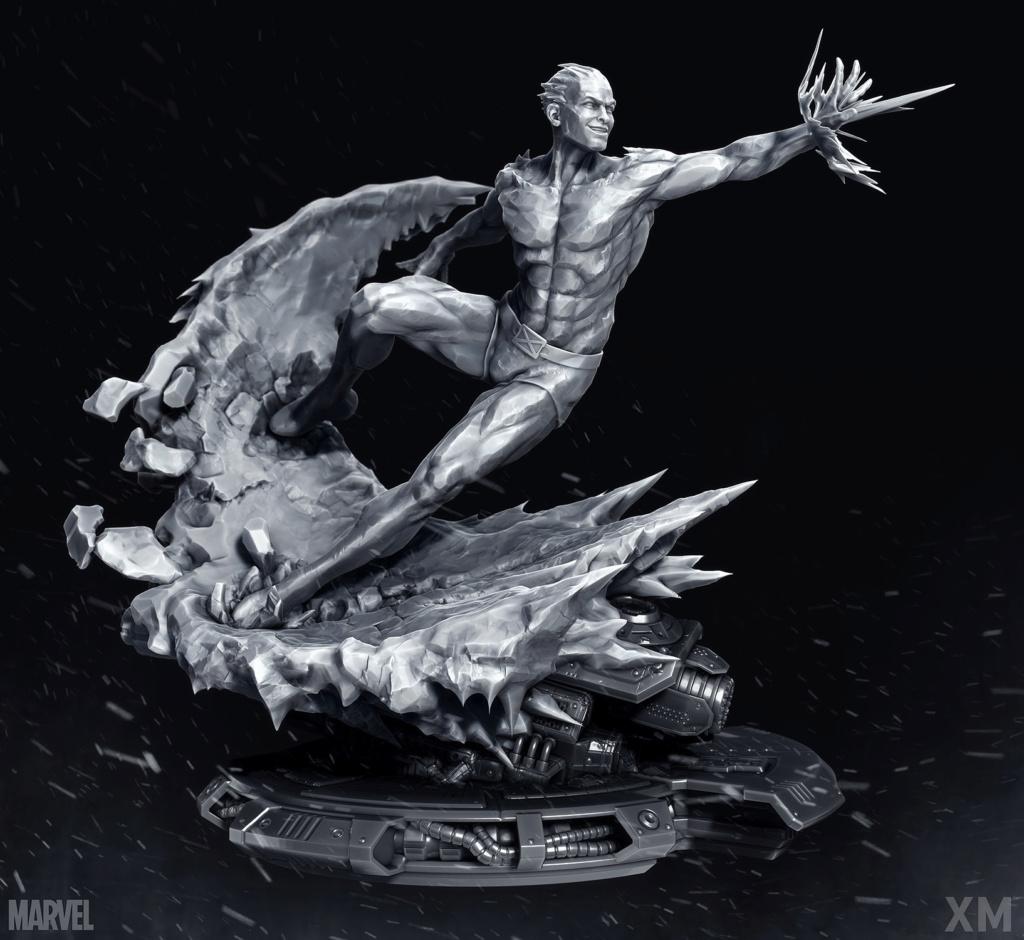 Premium Collectibles : Iceman** Philip10