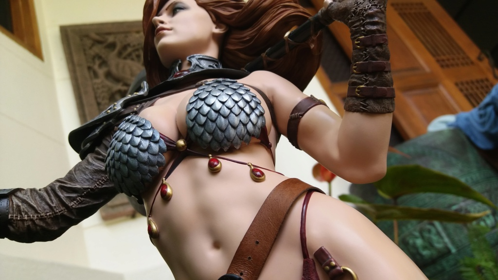 RED SONJA ' Queen Of Scavengers '  Premium Format 2017  - Page 3 Red_so25