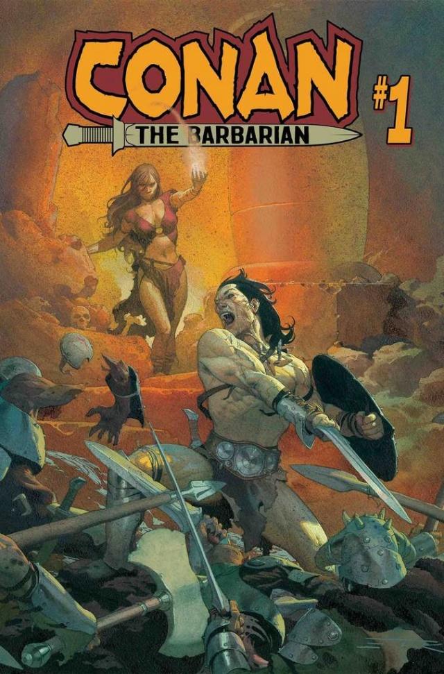Conan, de retour chez Marvel ! Stl10610