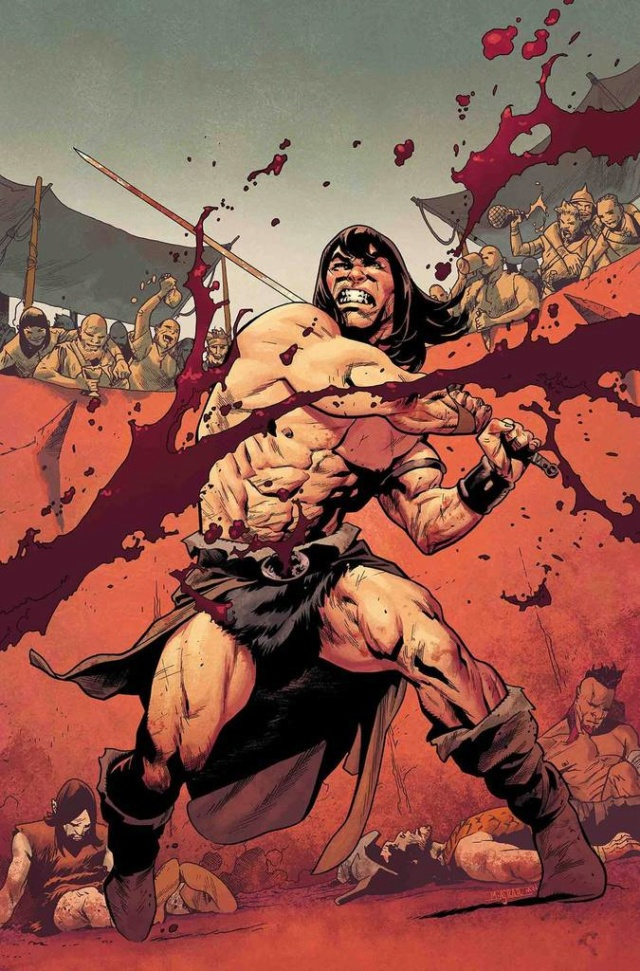 Conan, de retour chez Marvel ! Stl10611