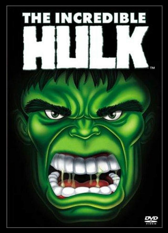 1996 - 1997 L'INCROYABLE HULK   (Série d'animation)    The_in16