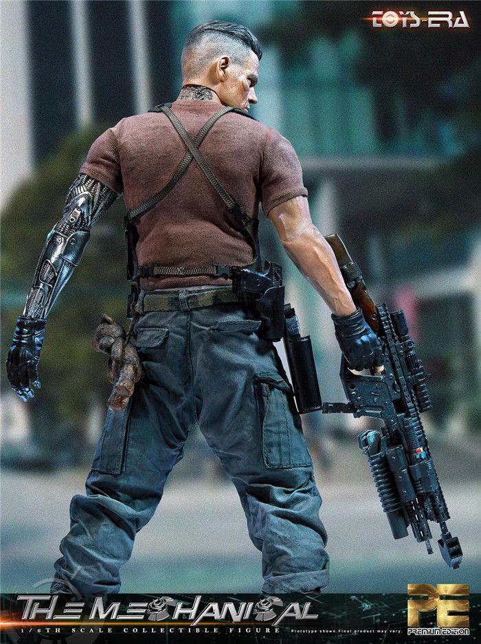 Toys-Era : The Mechanical  (Cable du film deadpool 2)  The_me14
