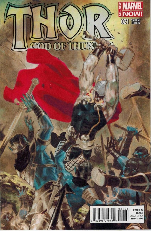 Conan, de retour chez Marvel ! Thor-g10