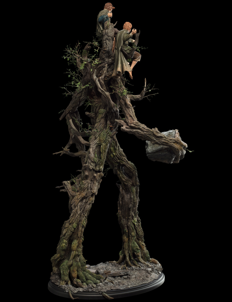 TREEBEARD - Master's Collection Statue Treebe12