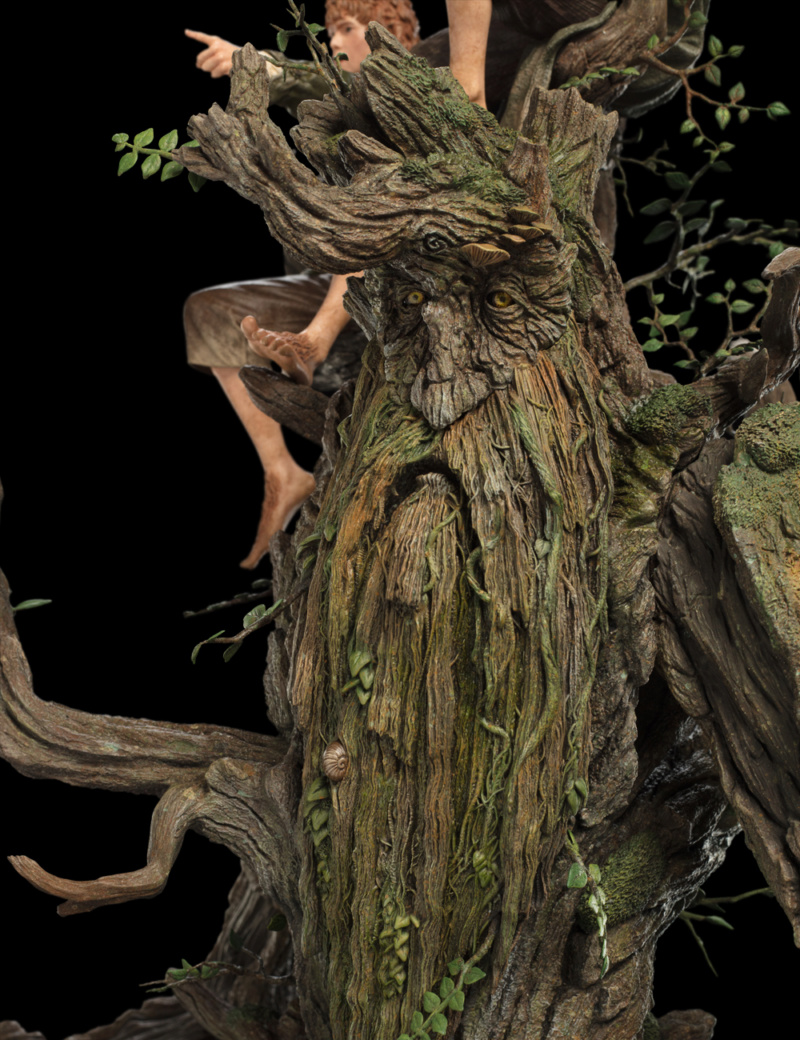 TREEBEARD - Master's Collection Statue Treebe17