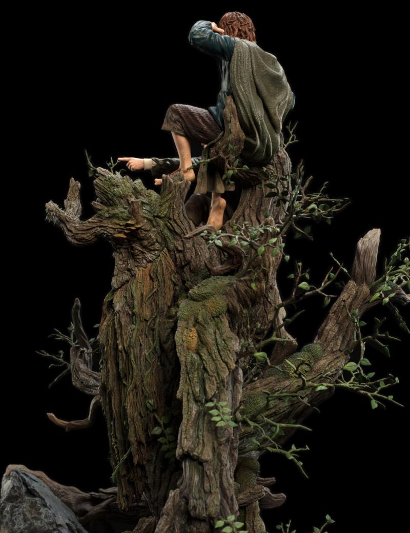 TREEBEARD - Master's Collection Statue Treebe18