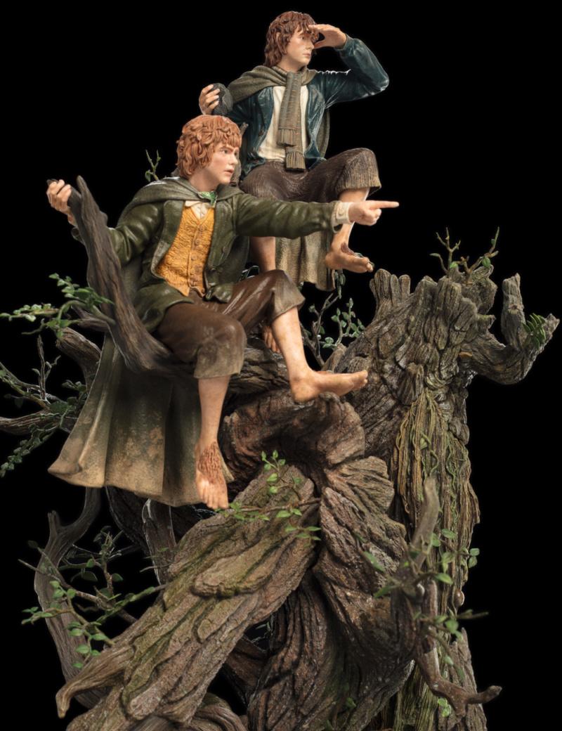 TREEBEARD - Master's Collection Statue Treebe19