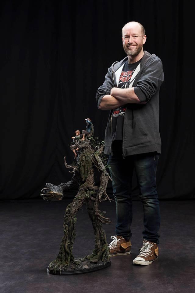 TREEBEARD - Master's Collection Statue Treebe21