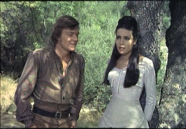 Quand Satana empoigne le colt ( Manos Torpes ) –1969- Rafael ROMERO MARCHENT Satana11