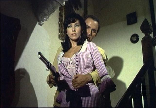 Quand Satana empoigne le colt ( Manos Torpes ) –1969- Rafael ROMERO MARCHENT Satana13