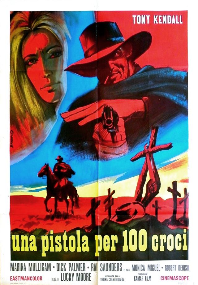 Sartana, pistolet pour 100 croix - Una pistola per cento croci - 1971 - Carlo Croccolo - Page 2 Un_pis11