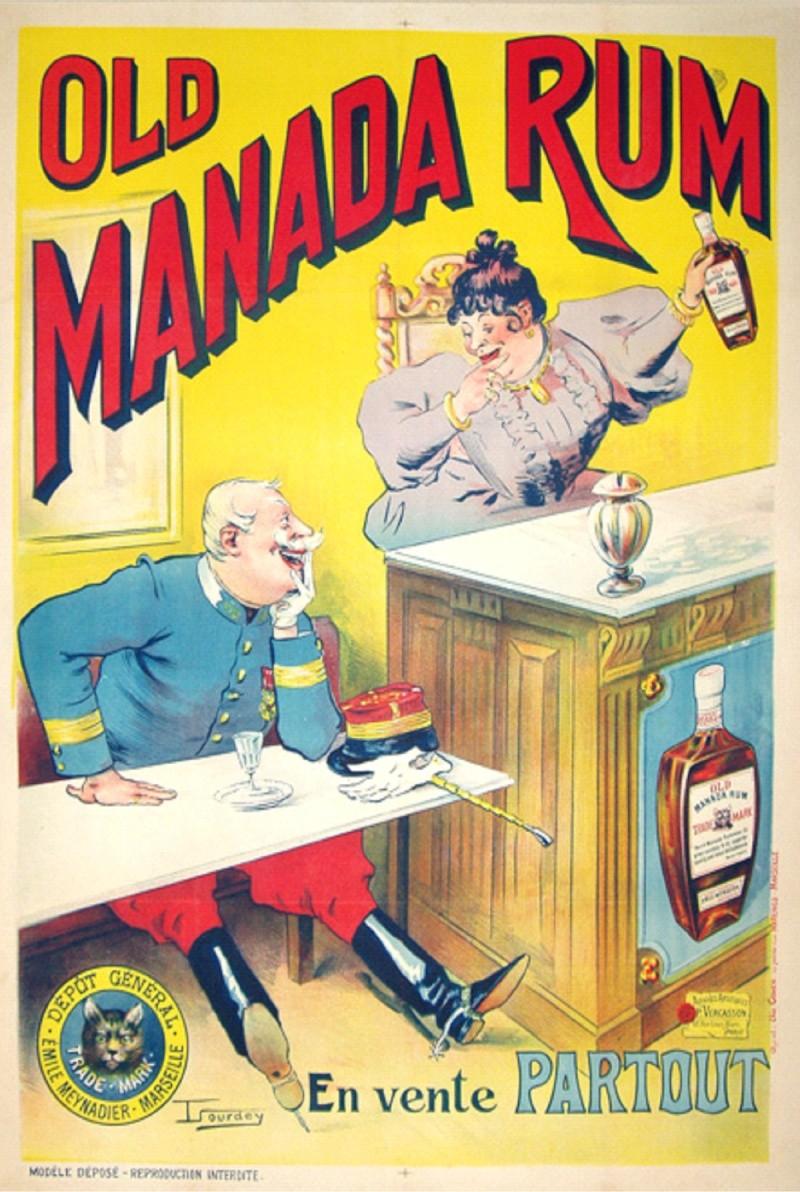 Les affiches du temps passé quand la pub s'appelait réclame .. - Page 4 Aff_110