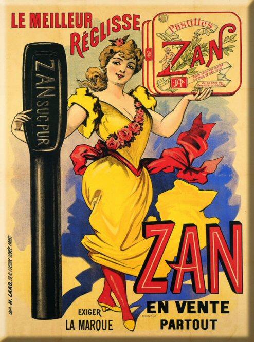 Les affiches du temps passé quand la pub s'appelait réclame .. - Page 4 Aff_an10