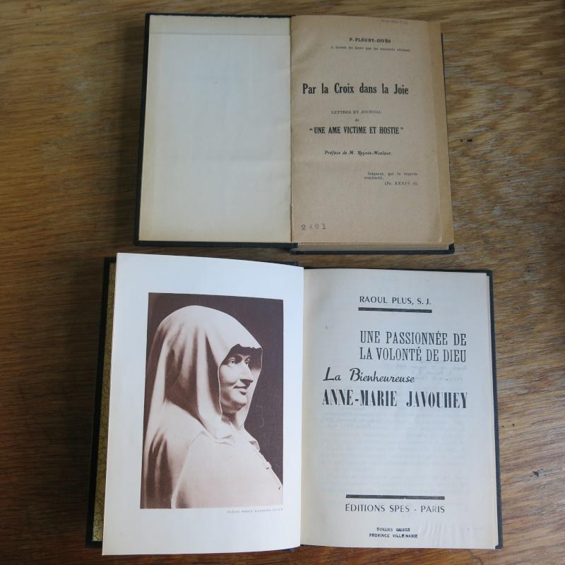 Liste de livres spirituels catholiques à vendre ! 00211