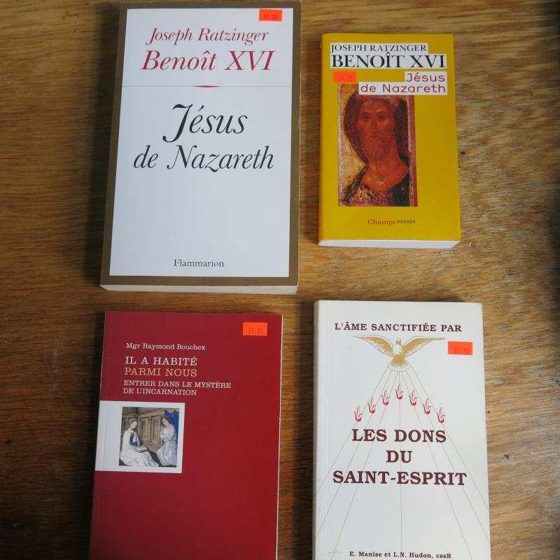 Liste de livres spirituels catholiques à vendre ! 00313