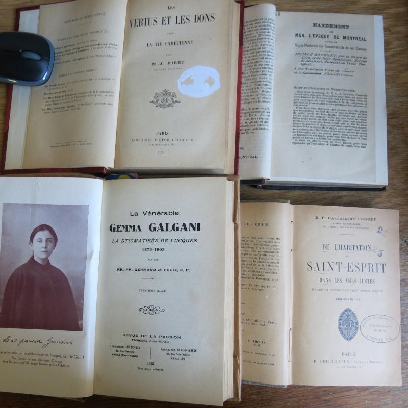 Liste de livres spirituels catholiques à vendre ! 00715